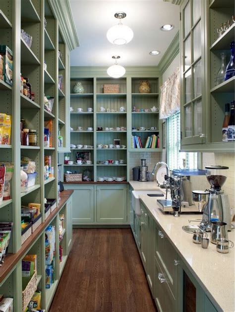 what would your walk in pantry look like