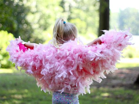kids halloween costume    bird wings  tos