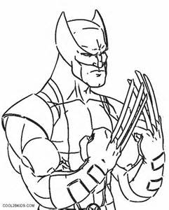 print coloring pages printable wolverine coloring pages for cool2bkids