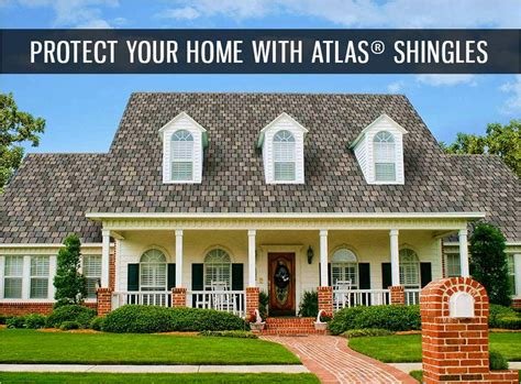 protect your home with atlas 174 shingles western products
