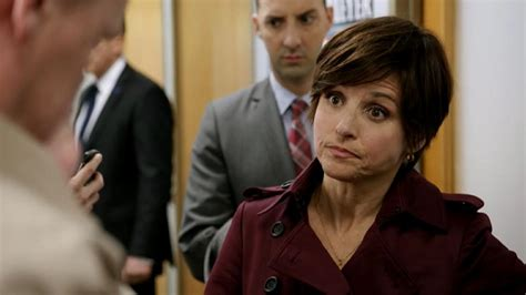 veep short hair veep exclusive watch a montage of deleted selina meyer