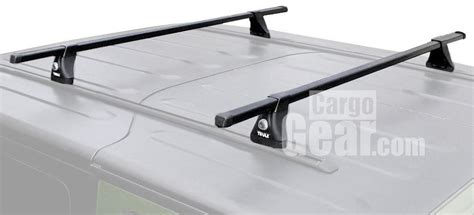Thule Tracker Ii Roof Rack System by Thule 43050 Complete Roof Rack Tracker Ii