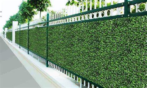 artificial green walls outdoor fake boxwood walls