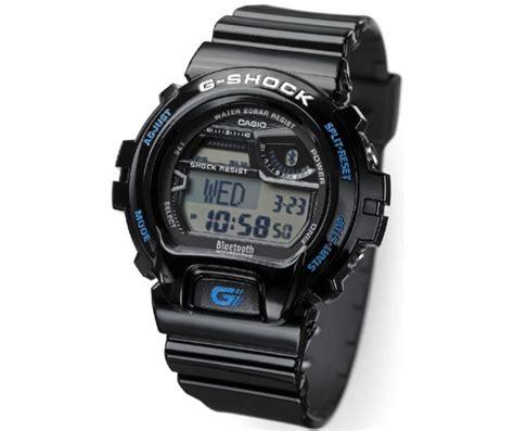 Jam Tangan G Shock Bluetooth casio g shock bluetooth jam tangan pertama dengan teknologi bluetooth 4 0 yangcanggih