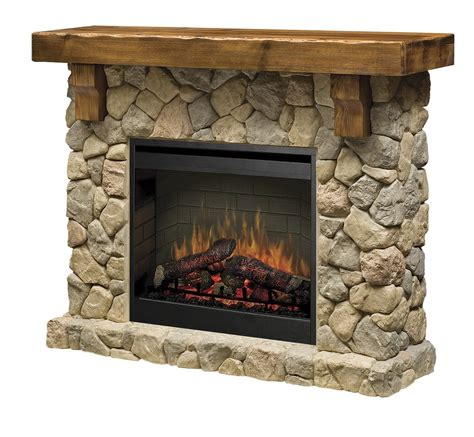 Electric Fireplace With Faux by 5 Beautiful Faux Electric Fireplaces Home Decor