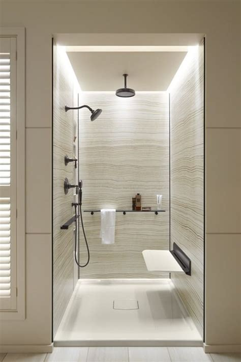 Bathroom Ceiling Lighting Ideas by 100 Walk In Shower Ideas That Will Make You Wet