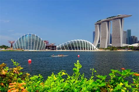 The Bay by Singapore S Gardens By The Bay Opened To The My