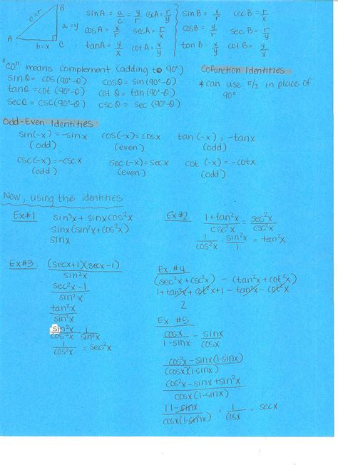 what is section 5 precalculus notes section 5 1 mrs heiter s quot math central quot