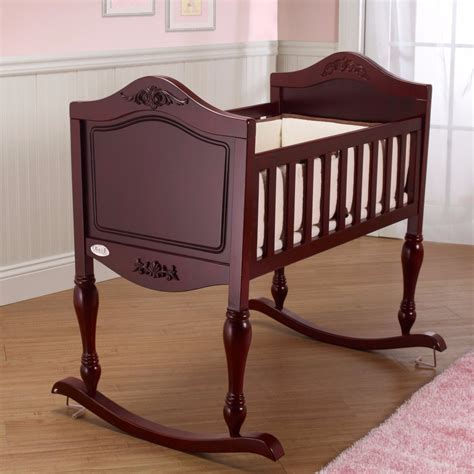 antique style baby cribs baby rocking cradle crib antique style bassinet infant
