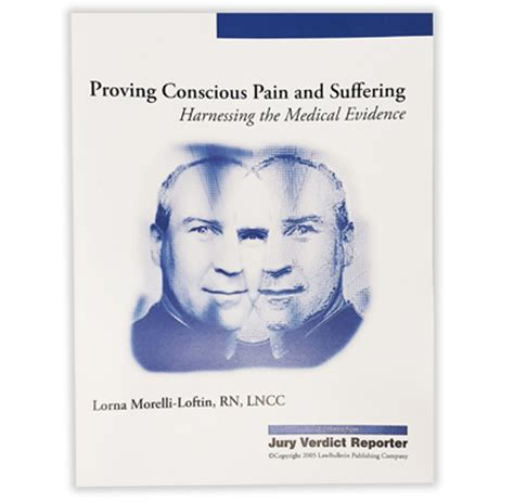 Proving Damages To The Jury proving conscious and suffering bulletin media