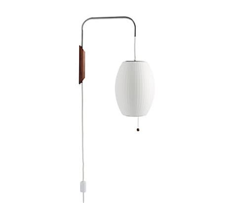 Nelson Cigar Wall Sconce Nelson Saucer Wall Sconce Herman Miller