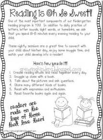 Parent Letter Home About Reading Parent Letter For Reading At Home Communicating With Parents Parents