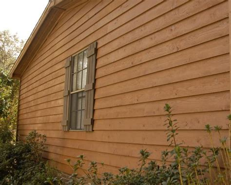 uneven staining  cedar siding doityourselfcom
