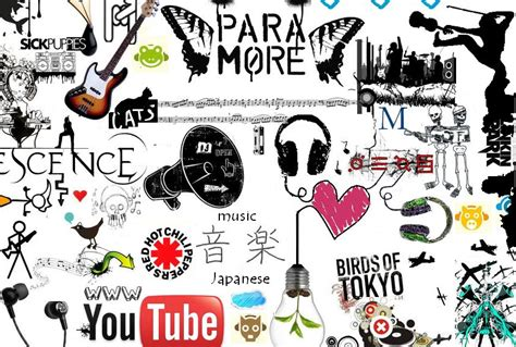 collage music music collage by uizabaka on deviantart