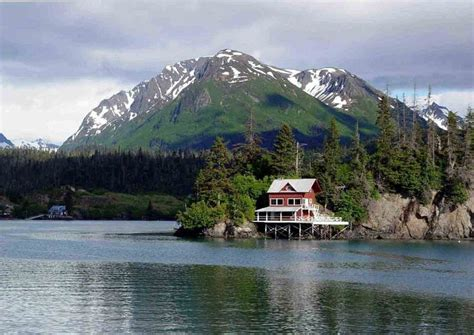 alaskan cottage vacation home home