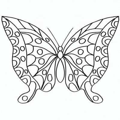 imagenes infantiles grandes para imprimir la chachipedia mariposas para colorear para imprimir y