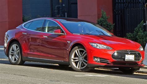 Tesla Rumors There Are Rumors Of A Tesla Model S Design Update