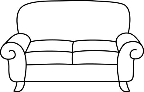 art couch clip art couch cliparts co
