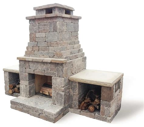 Fireplace Kit Fireplace Kit Indoor Fireplaces Kansas City By