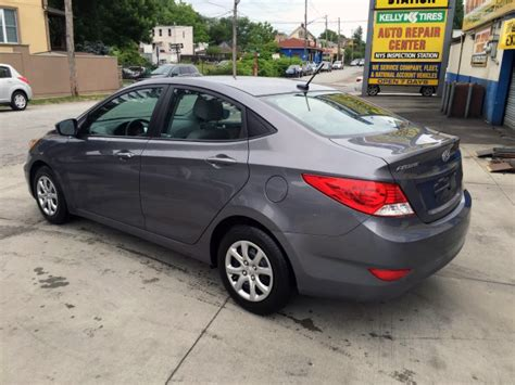 2013 Hyundai Accent For Sale by Used 2013 Hyundai Accent Gls Sedan 4 Dr 6 990 00