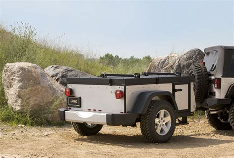jeep offroad trailer jeep road cer trailer