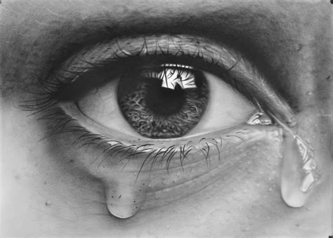 Pictures And Tears drawings sketch by stefan pabst realism 3 d created in tears in 3d artist