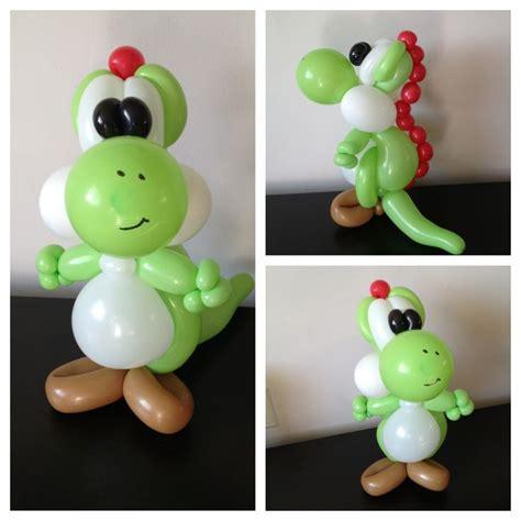 balloon sculpture new yoshi design balloons balloon animal balloon balloon artist balloon