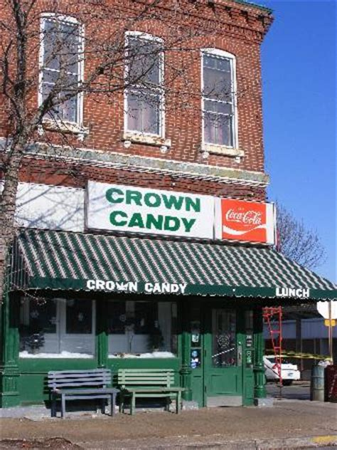 a st louis original picture of crown candy kitchen