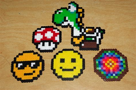 one perler perler bead obsession happiness is