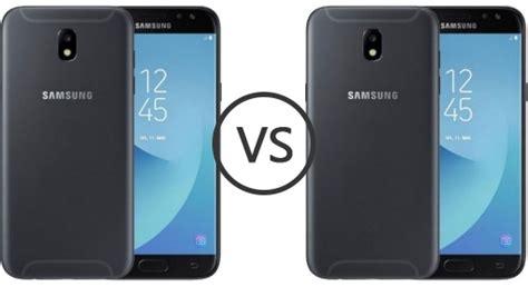 Samsung J7 Pro Vs J5 Pro samsung galaxy j5 2017 vs samsung galaxy j7 pro phone comparison