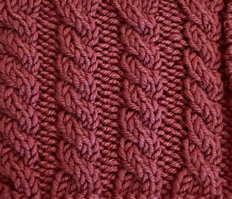 tips for knitting cables knitting stitches 6 ideas for edgings countryside network