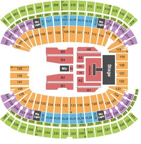 arrowhead stadium seating chart for kenny chesney kenny chesney seating chart brokeasshome