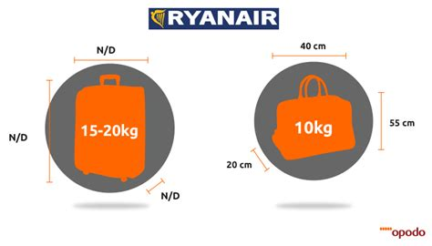 cabin baggage for ryanair ryanair baggage policy