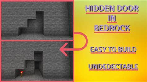 build  hidden door secret doorflush door