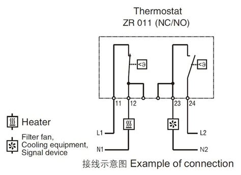 thermostat wiring diagram symbol thermostat get free