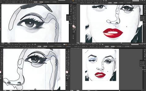Usando Pattern Illustrator | vectorizado de fotos usando illustrator y ph parte1
