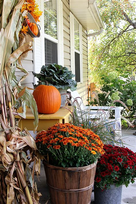 falling for fall on pinterest fall decorating fall fall porch decor farmhouse style house of hawthornes
