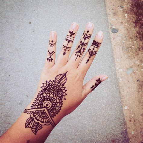 how do you make a henna tattoo how do henna tattoos last 75 inspirational designs