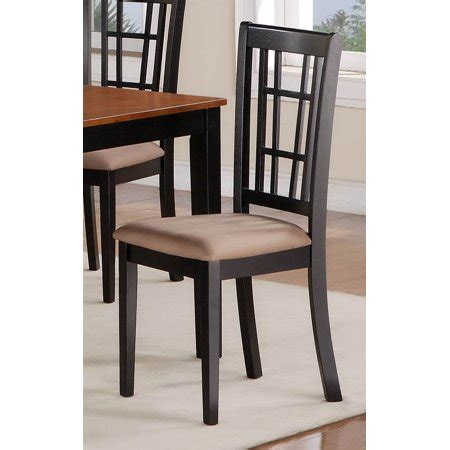 microfiber dining room chairs microfiber upholstered dining chair set of 2 walmart