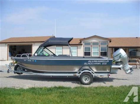 alumaweld boats alaska 22 foot alumaweld blackhawk seward ak for sale in