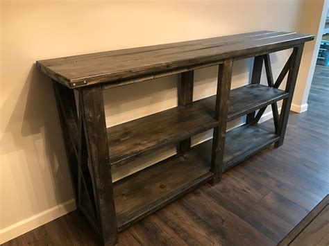 farmhouse sofa table farmhouse sofa table farmhouse console table foter thesofa