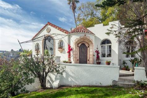 spanish revival homes hollywood hills spanish revival home sunset strip real