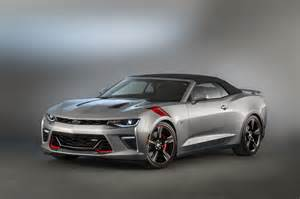 2016 chevrolet camaro ss accent package concept sema