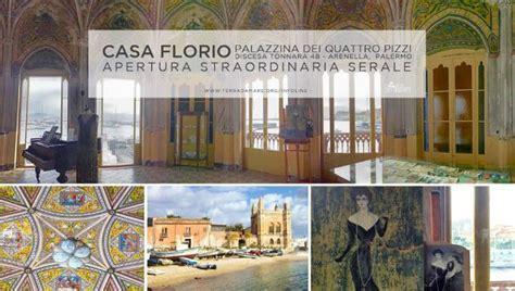 casa florio palermo casa florio il 10 marzo apertura serale della palazzina