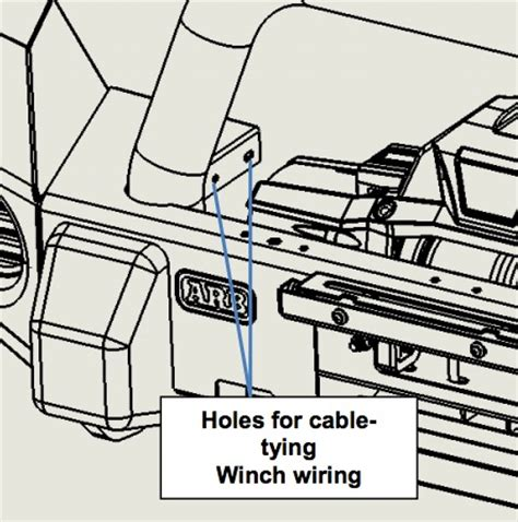 bushranger winch wiring diagram how to wire a winch