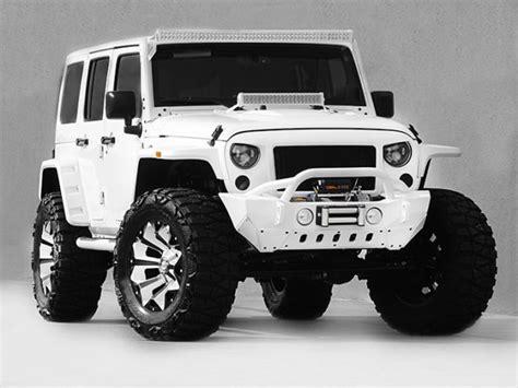 jeep wrangler custom interior 2016 jeep wrangler unlimited nav leather custom white