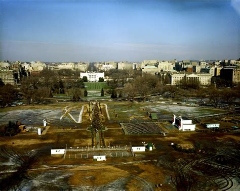 white house grounds kn c17056 aerial view of white house grounds and washington d c john f kennedy