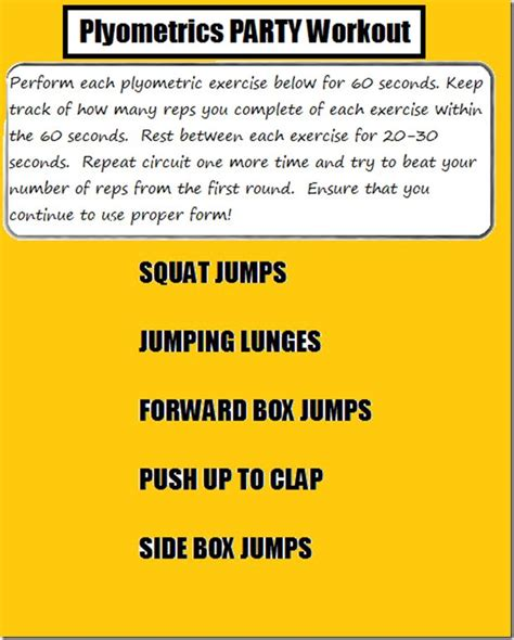 1000 images about plyometrics on plyometric