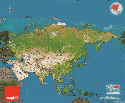 simple map of asia simple physical map of asia simple usa states map