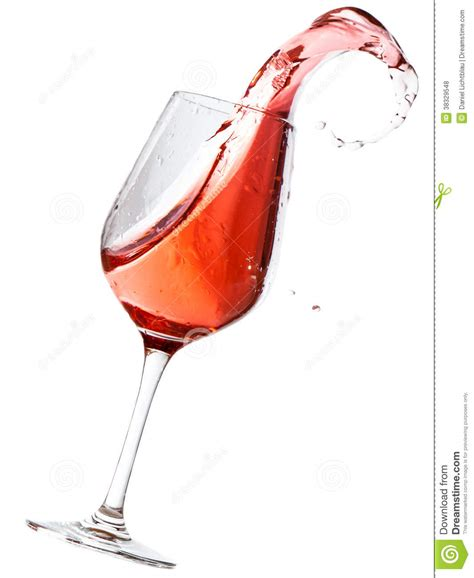 martini glass spilling red wine spilling royalty free stock photos image 38329548